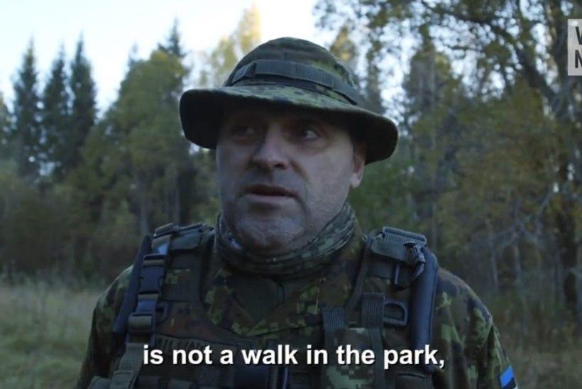 VIDEO | Madis Milling tutvustab välisilmale, mida mõtleb kaitseliitlane Vene ohust