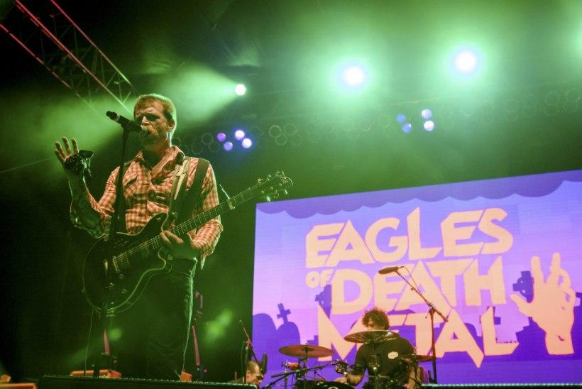 VIDEO | Eagles of Death Metali solist ei jõua ära oodata, mil saab taas Bataclanis esineda