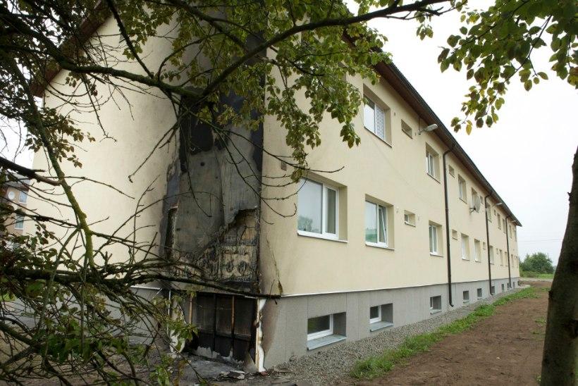 Valve tugevdamine pagulaskeskuses maksab 6500 eurot
