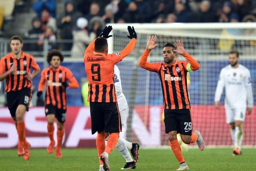 4c2859c4ffc NII SEE JUHTUS | Meistrite liiga: Šahtar lõi 11 minutiga Realile kolm  väravat!