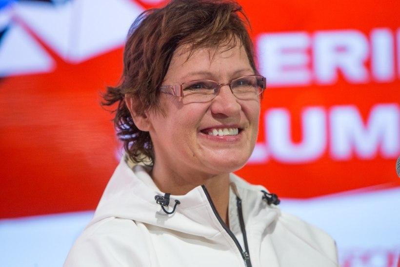 Erika Salumäe vastulause: üks on kindel, et ajalugu muuta ja ära võtta ei saa!