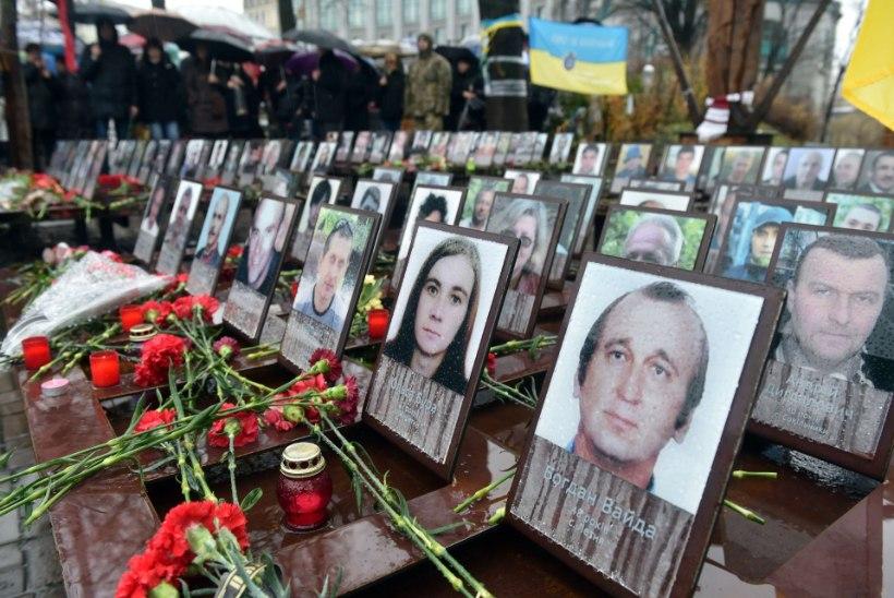 Ukrainlased: kolmas Maidan on võimalik