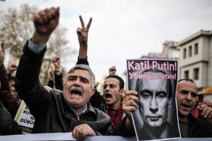 Putin kehtestas sanktsioonid: Türgi kaupade impordi ja reisidega on lõpp!