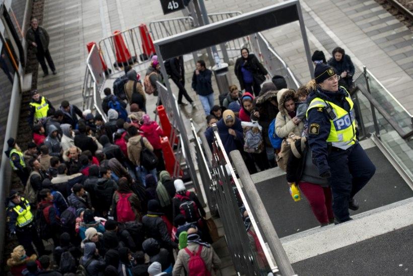 14 000 illegaalset immigranti on Rootsis teadmata kadunud