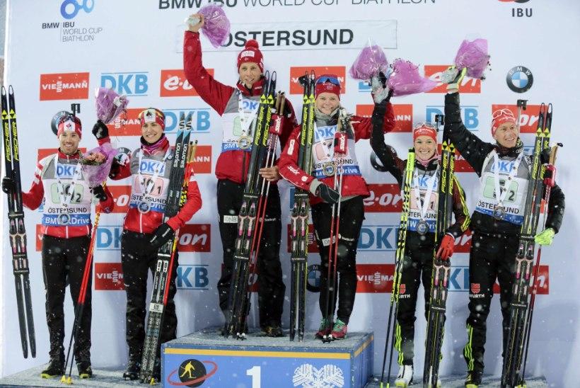 Norralased esimesel MK-etapil teatesõitudes võitmatud, Eesti sai ringiga sisse