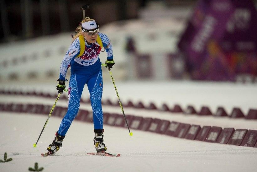 Grete Gaim jäi Rootsis esimesena punktideta