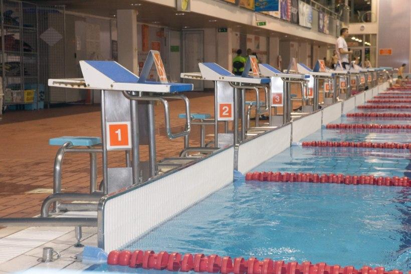 Kaks ujujat kaotas stardipukilt hüpates sõrme otsast. Kuidas on see võimalik?