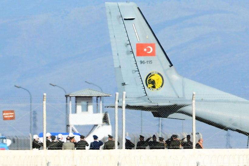 Türgi andis Venemaale üle piloodi surnukeha