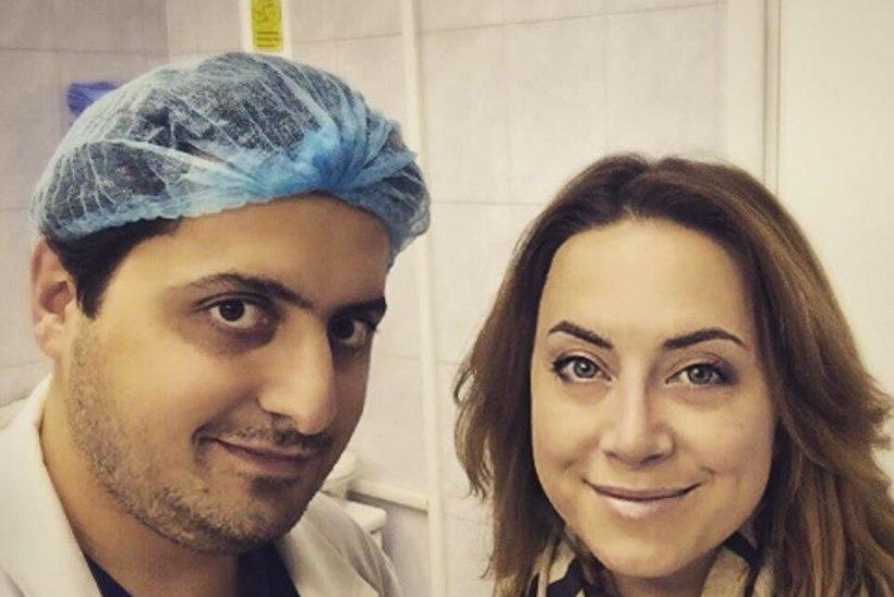 FOTO | Natalia Friske lasi Žanna vähiravi tarbeks kogutud raha eest endal nina lõigata?