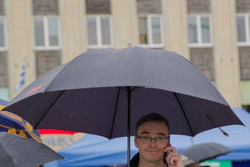 Mikser: ka paar tuhat pagulast pole Eesti jaoks taluvuse piir