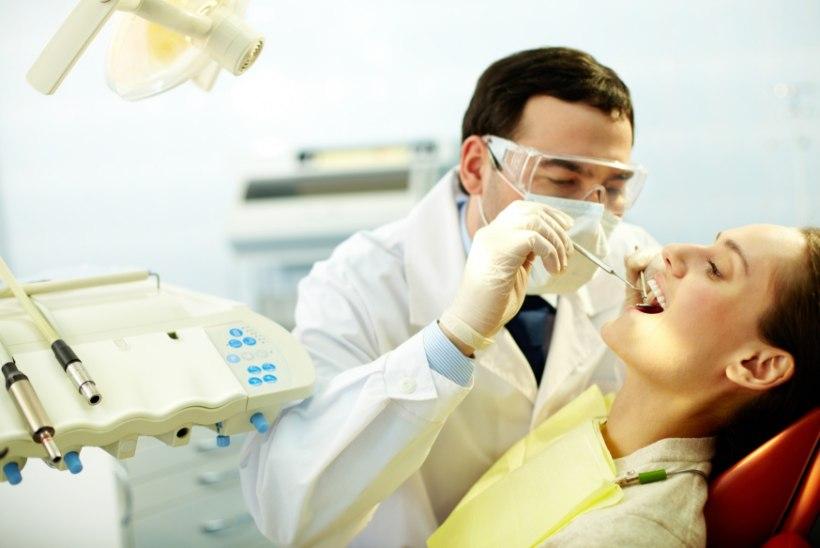 90% eestlastest võib esineda mõni hambaasendi häire