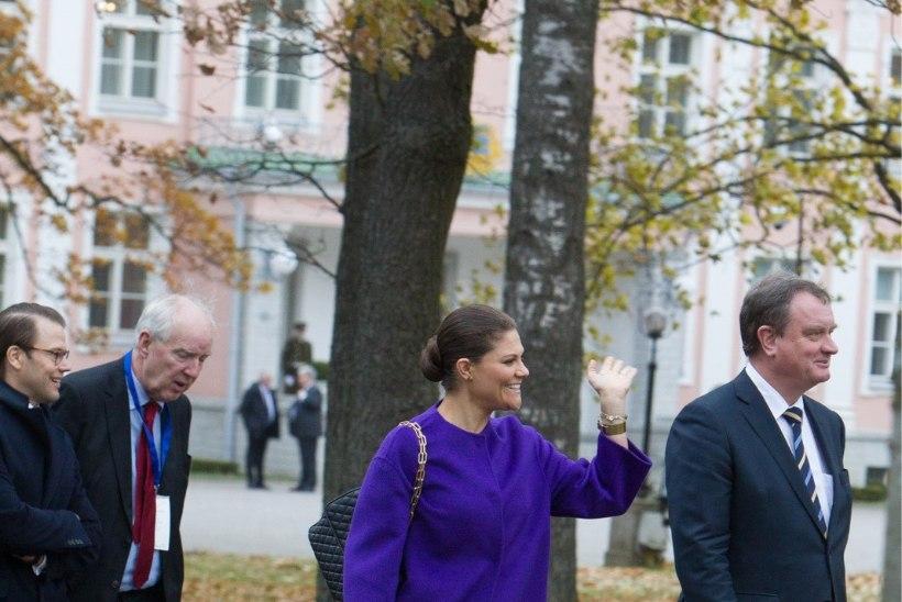 Rootsi kroonprintsess paigutab raha ka Eestis tegutsevatesse suurfirmadesse