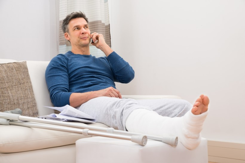 Vigastused pidurdavad - mida teha?