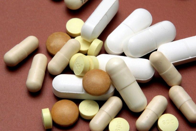 Eestis on antibiootikumide kasutamine võrreldes muu Euroopaga madal