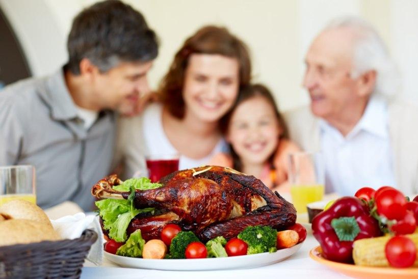 Kõhuhädade ennetamiseks söö enne peoleminekut ka kodus veidi