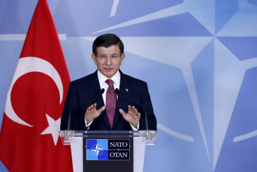Türgi peaminister: me ei vabanda allatulistatud Vene lennuki pärast