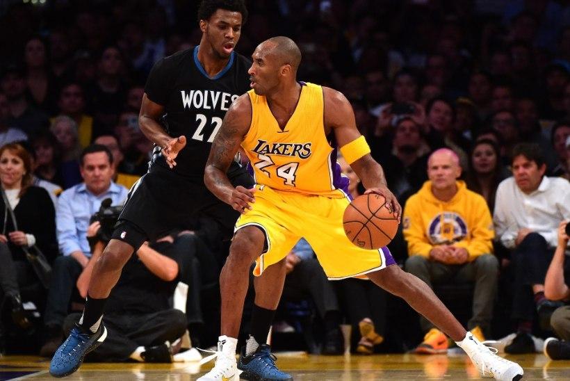 19 aastat kaitsjaid kollitanud Kobe Bryant järgmisel hooajal vastaseid enam Musta Mamba kombel ei salva