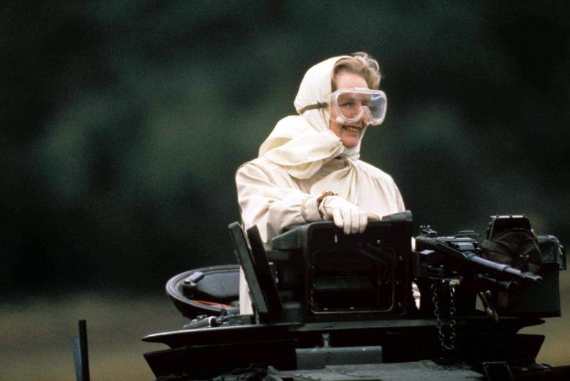 Margaret Thatcheri riided ei kõlvanud muuseumile