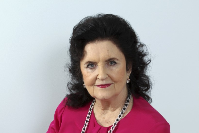 80. sünnipäeva tähistanud Ingrid Rüütel unistab tahvelarvutist