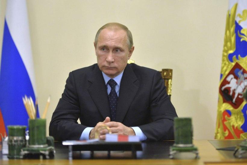 Putin taas kõige mõjuvõimsam