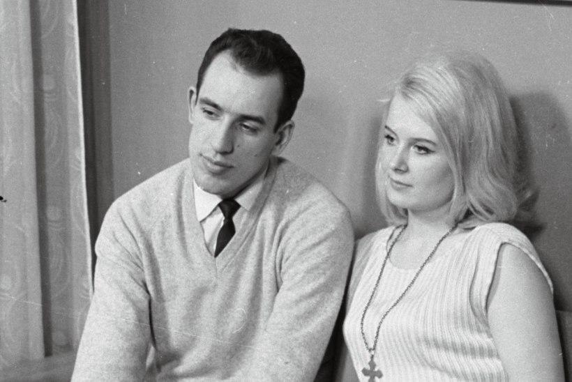 OLÜMPIAVÕITJA JA FILMISTAAR: Ants Antson ja Eve Kivi armusid esimesest silmapilgust