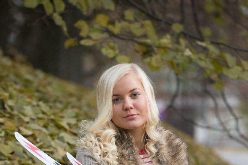 HÜVASTI, HUNDISILMAD? Laskesuusataja Grete Gaim käis silmaoperatsioonil ja võistleb esimest korda läätsedeta