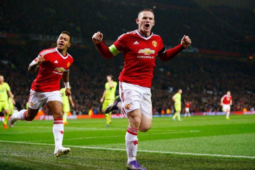16 tundi kuival olnud Rooney sai punni maha
