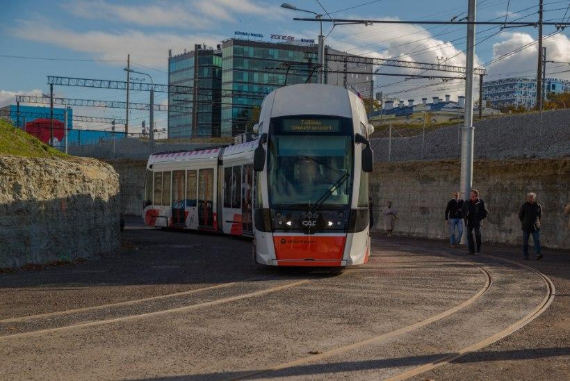 Lennujaam saab trammiühenduse