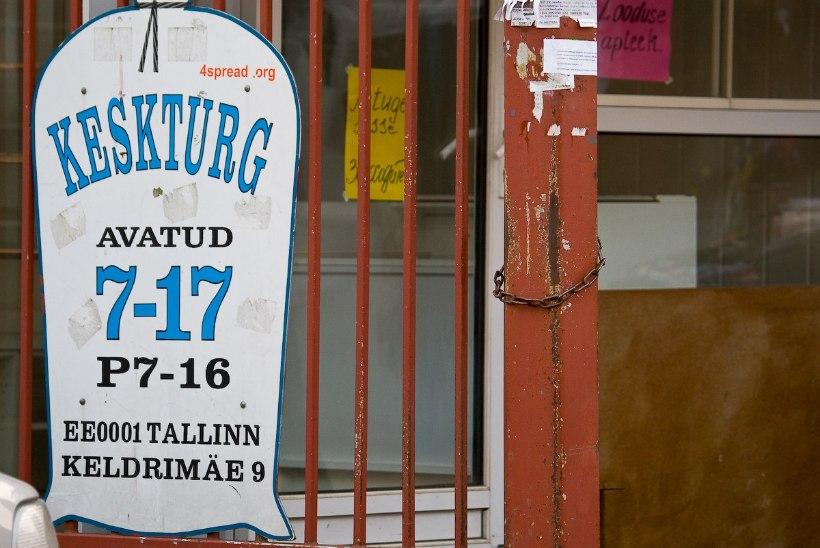 Mis saab Tallinna keskturust?