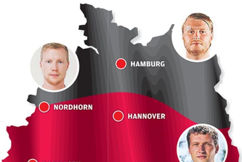 Eesti käsipallurid Saksamaal – koondise õnn ja mure