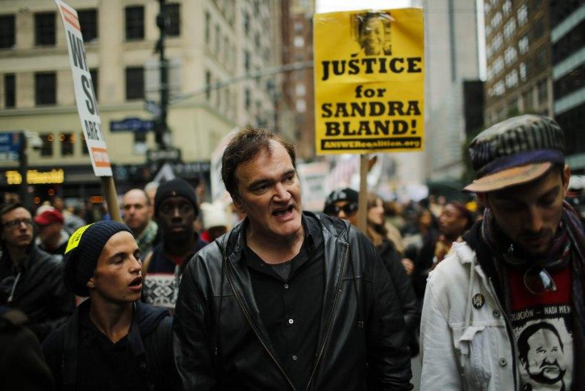 Politsei nõuab Tarantino filmide boikotti