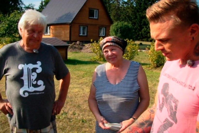 TV3 VIDEO   Tänases viimases saates on Tanel Padar külas Ivo Linnal