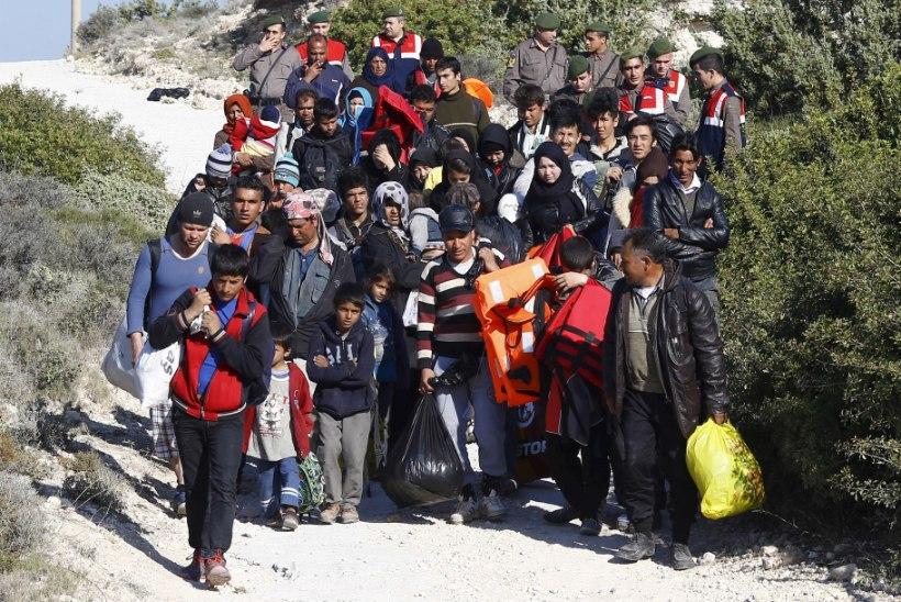 Brüssel ootab kolme miljonit põgenikku