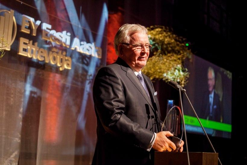 Eesti aasta ettevõtja tiitli pälvis Jevgeni Kabanov