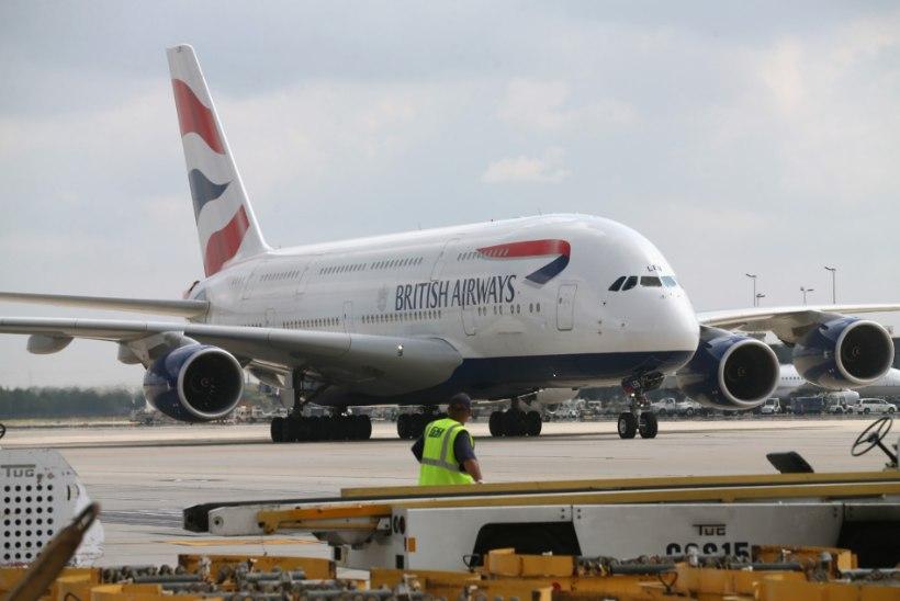 Suurbritannia tühistas terroriohu tõttu Sharm el-Sheikhist tulevad lennud