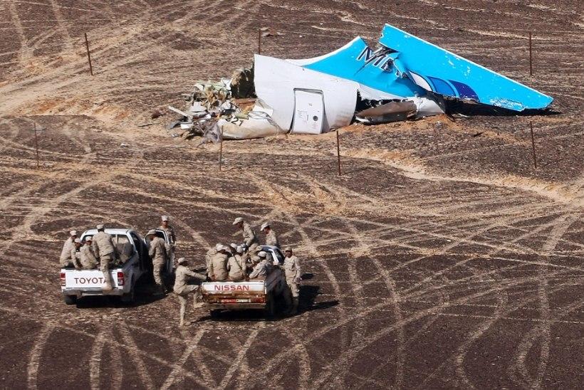 USA LUURE: pomm pandi Vene reisilennukisse Sharm el Sheikhi lennuväljal