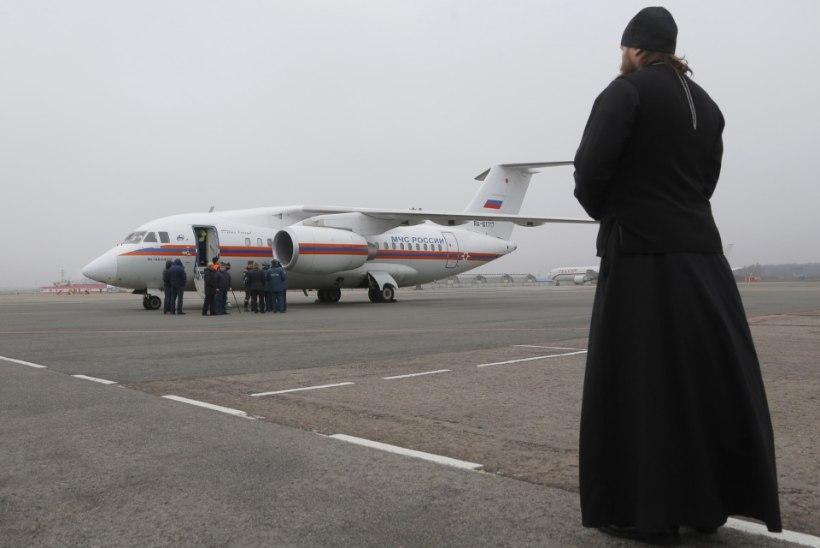Ukraina ja Iraak enamikule lennufirmadest tabutsoon