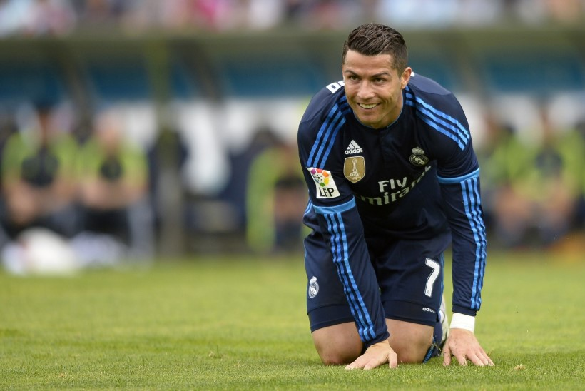 Kas Cristiano Ronaldo avaldas PSG-le armastust?