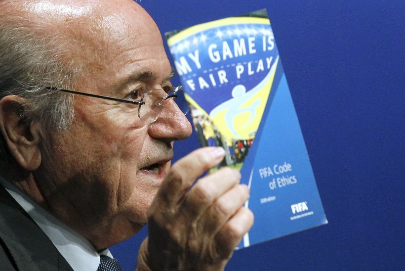 NÄRVID LÄBI? Sepp Blatter on arstide järelvalve all