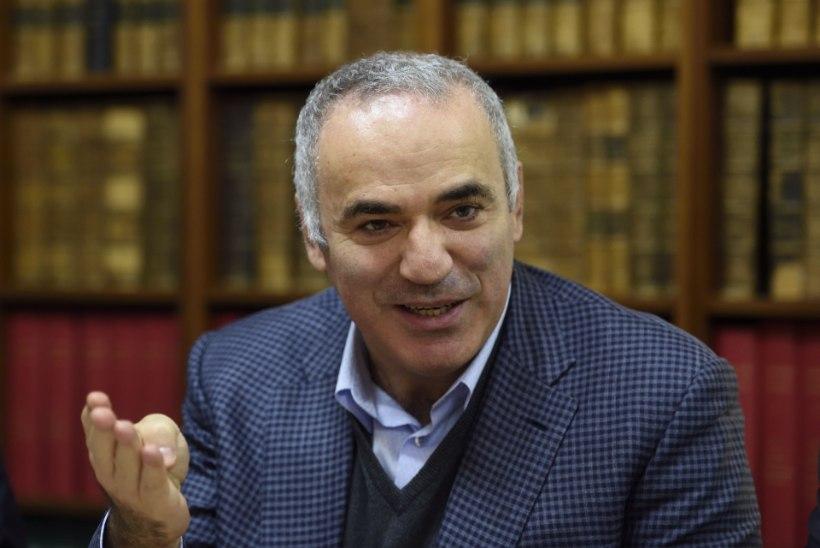 Kasparov: Putin ei ole sõjaks NATOga valmis