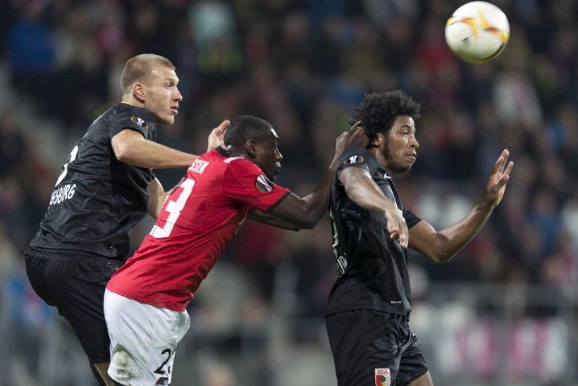 VIDEO   Augsburg purustas Klavani eksi, Sergei Zenjov lõi Dortmundi Borussia kasuks omavärava