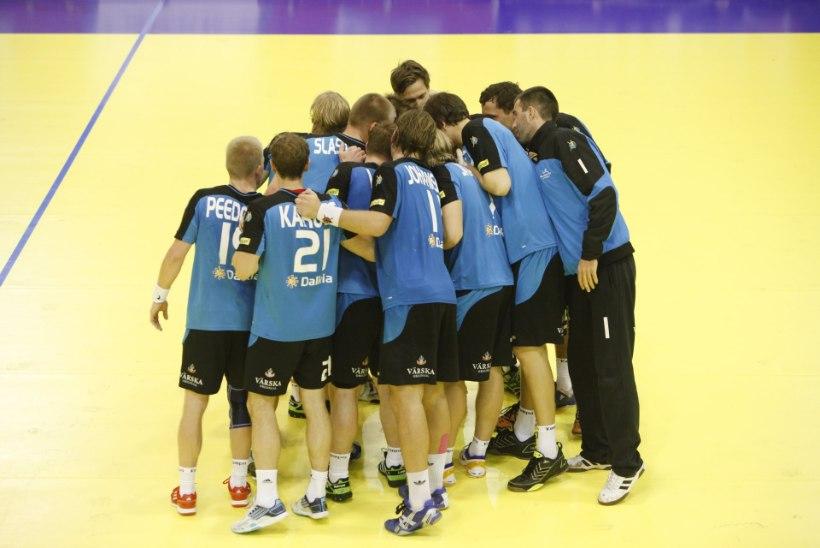 NII VALUS! Eesti jäi käsipalli MM-valiktsüklis võiduta
