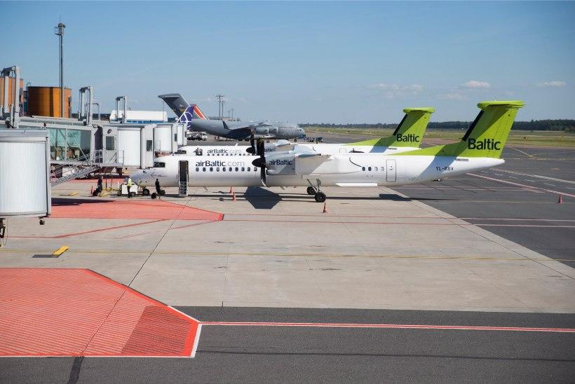 Air Baltic on valmis tugevamalt Eesti turule sisenema