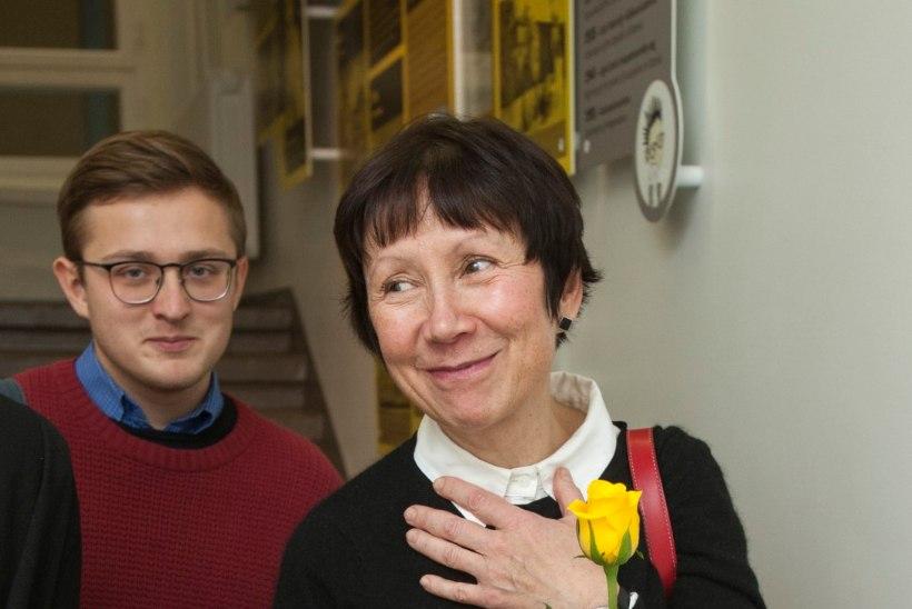 Anu Lamp pälvis tõlkijatöö eest Prantsusmaa kõrge teenetemärgi