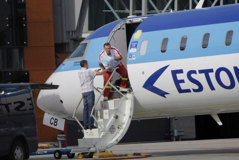 Reisibürood aitavad inimestel Estonian Airi piletite eest raha tagasi saada