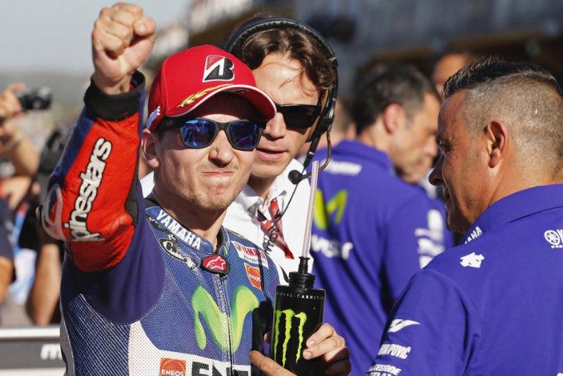 SOHIKAHTLUS: Lorenzost sai MotoGP maailmameister, kuid kas talle mängiti võit kätte?