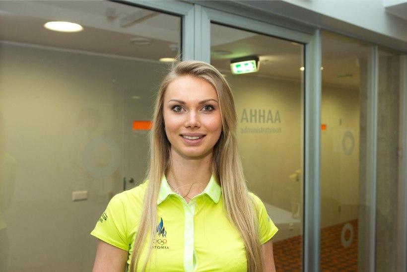 Saskia Alusalu uuendas Kanadas 1000 meetri Eesti rekordit ja saatis isadepäeva tervitusi