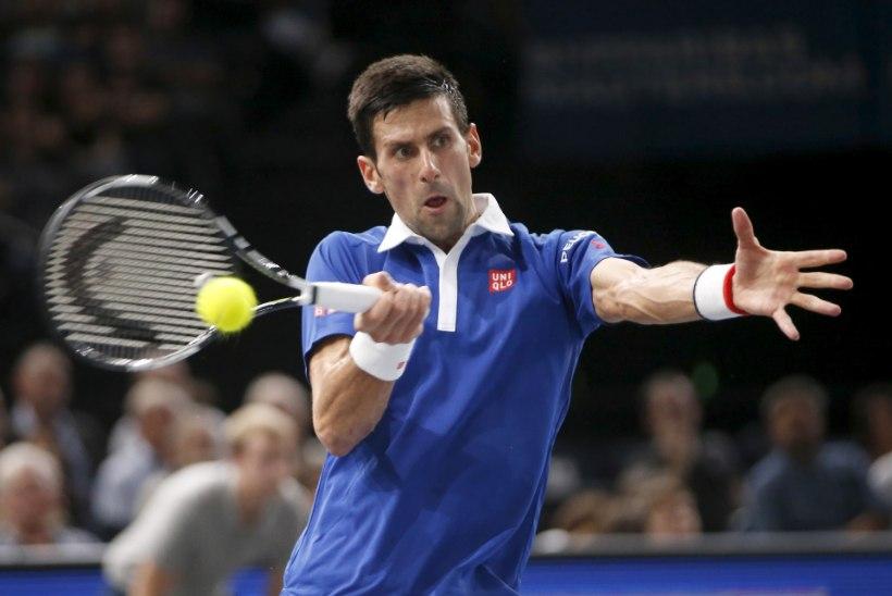Meeste tennise valitseja Novak Djokovic võib täna teha tenniseajalugu