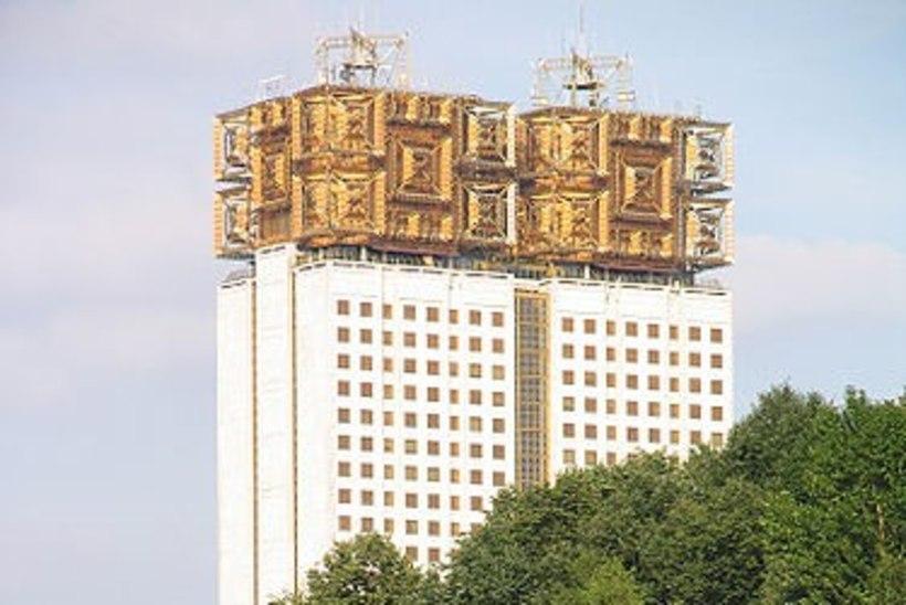 Venemaa teaduste akadeemias toimus gaasiplahvatus, hukkus inimene