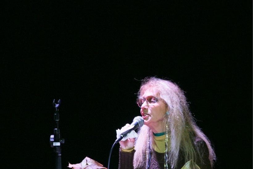 Marju Marynel Kuut: just Uku pärast tulin ma laulma, sest ma pole seitse aastat suud lahti teinud